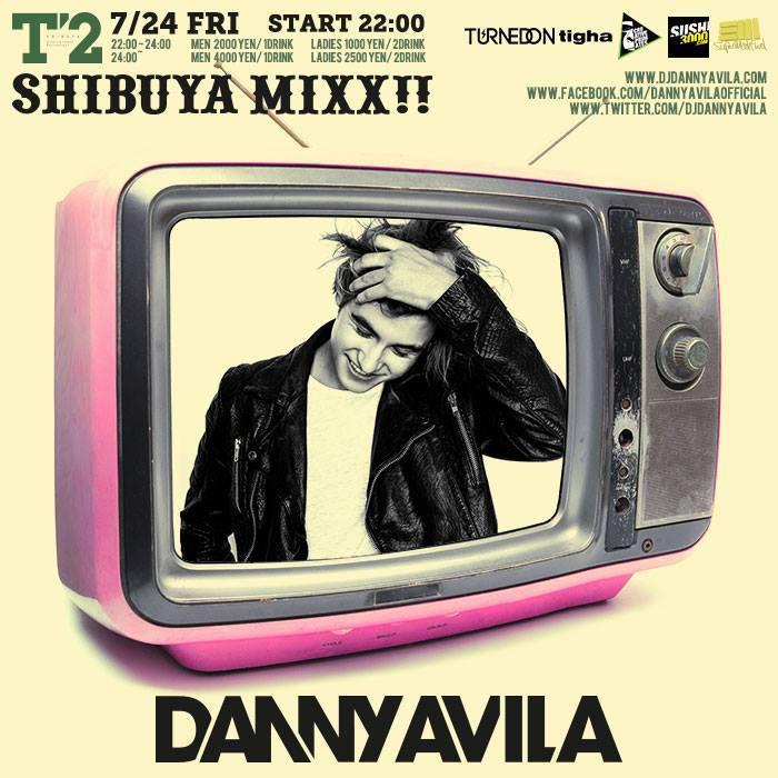 Danny Avila T2 Shibuya