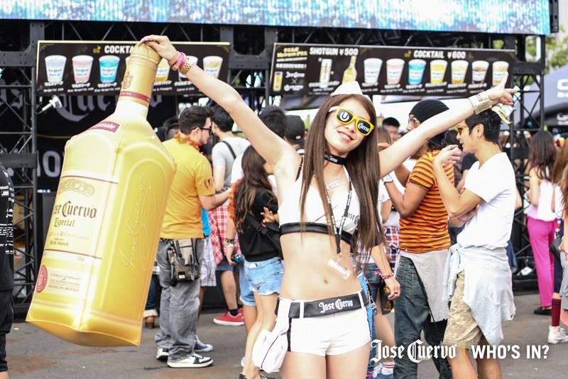 ULTRA JAPAN 2015 Jose Cuervo3