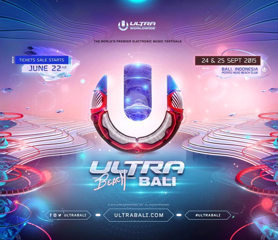 Ultra Bali 2015