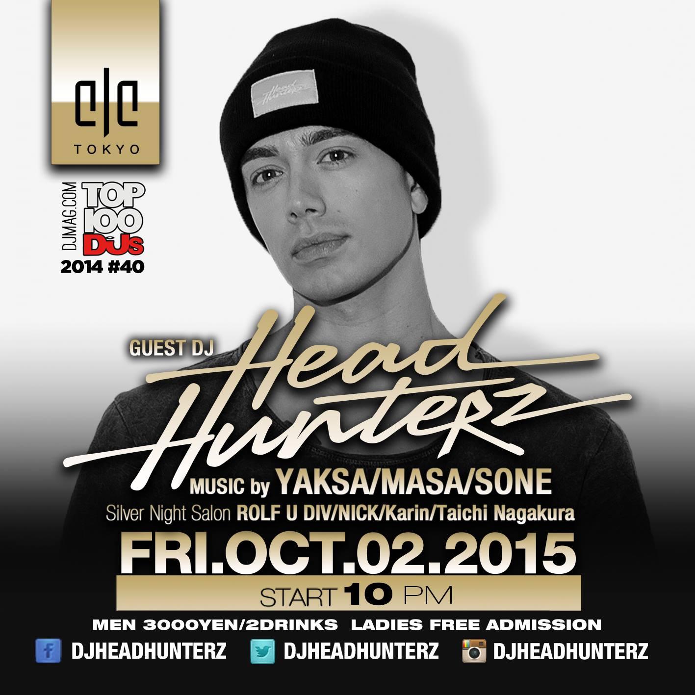 Headhunterz ELE TOKYO