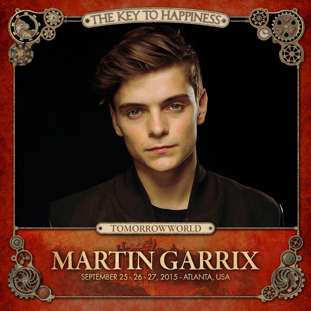Martin Garrix TomorrowWorld