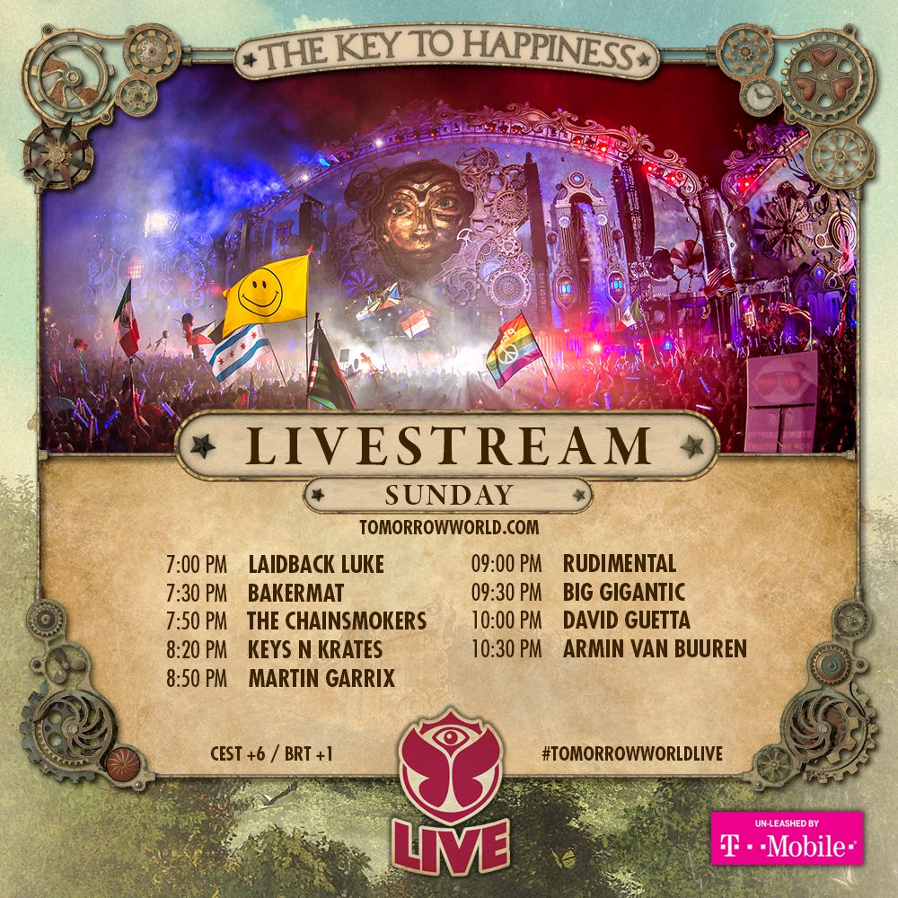 TomorrowWorld Sunday