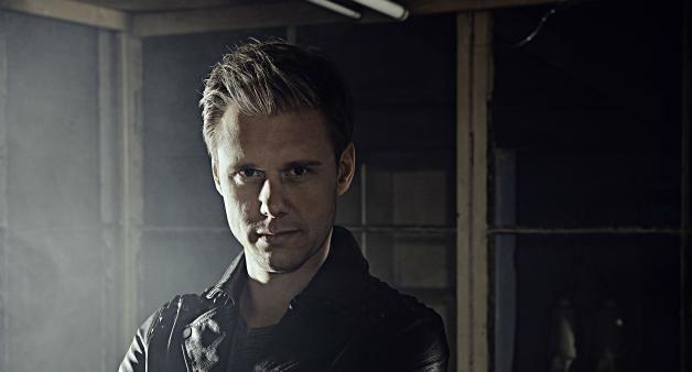 Armin Van Buuren DJ MAG