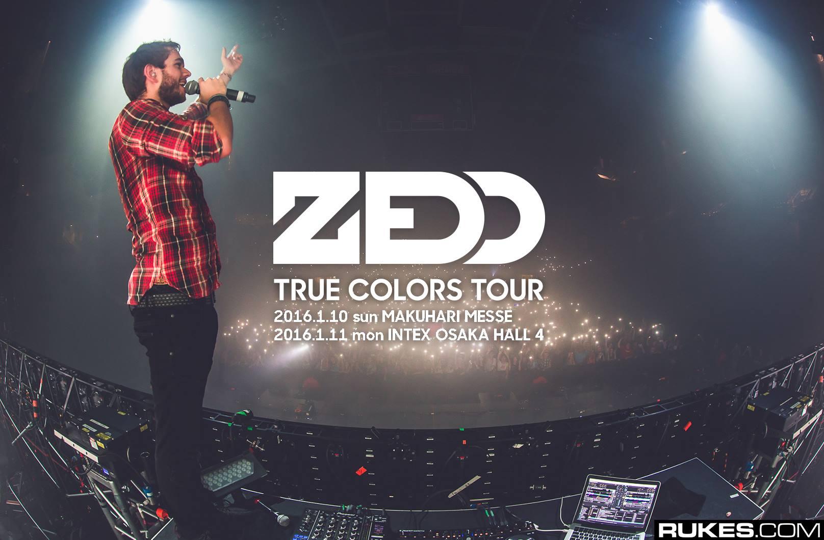 ZEDD 2016 1