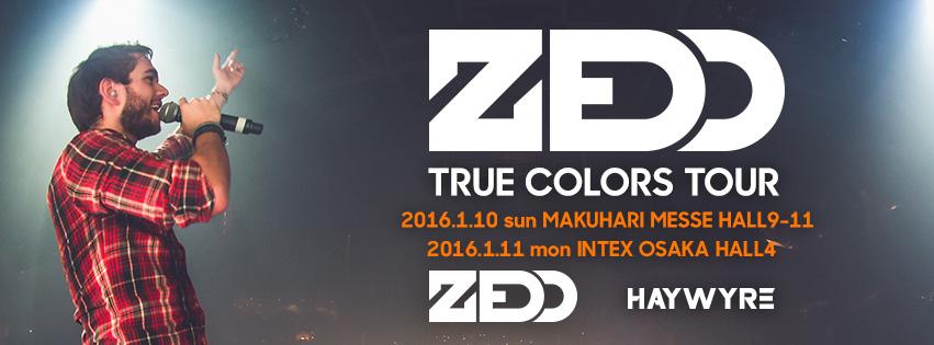 ZEDD 20160110