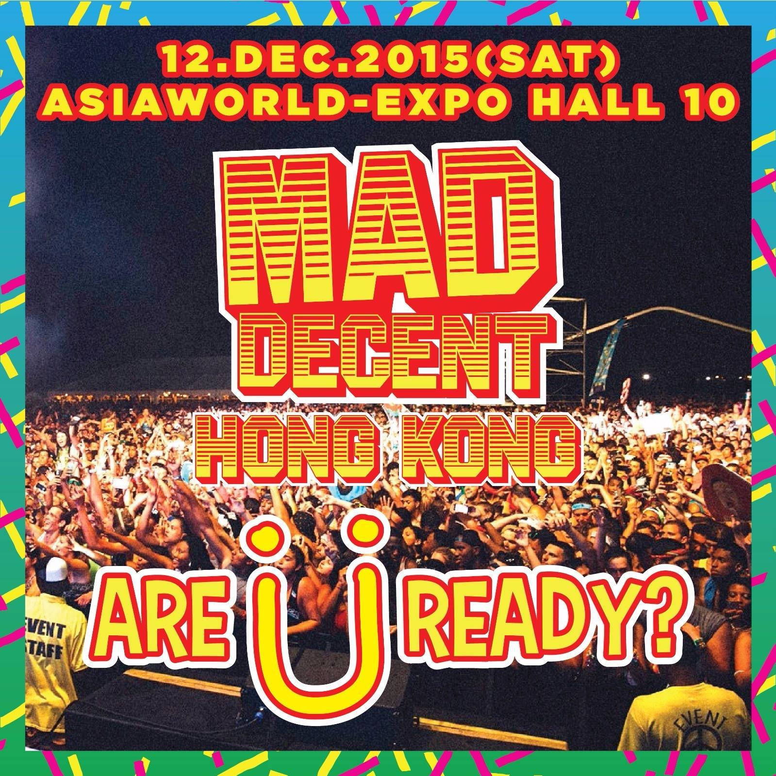 MAD DECENT X DJ REVOLUTION