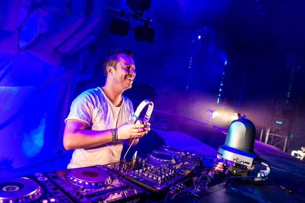 Sander van Doorn Sensation Dubai 2015