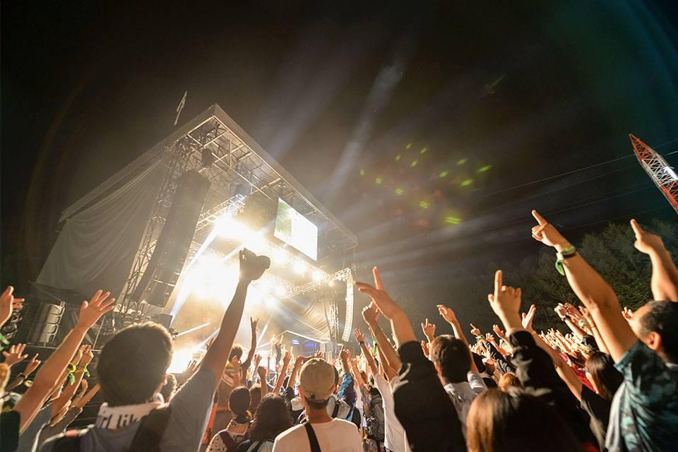 Fuji Rock Festival 2015