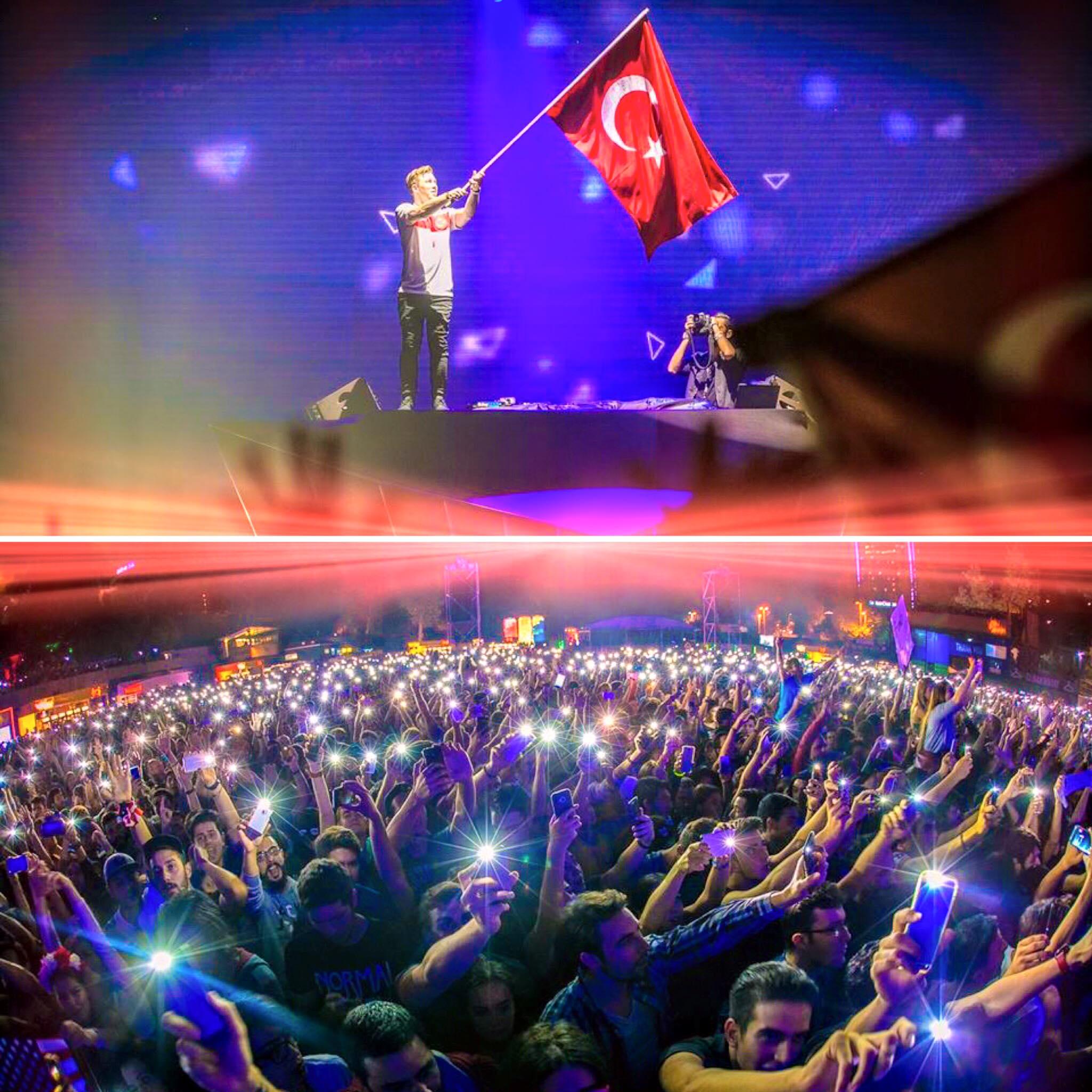 I AM Hardwell 2015 Istanbul