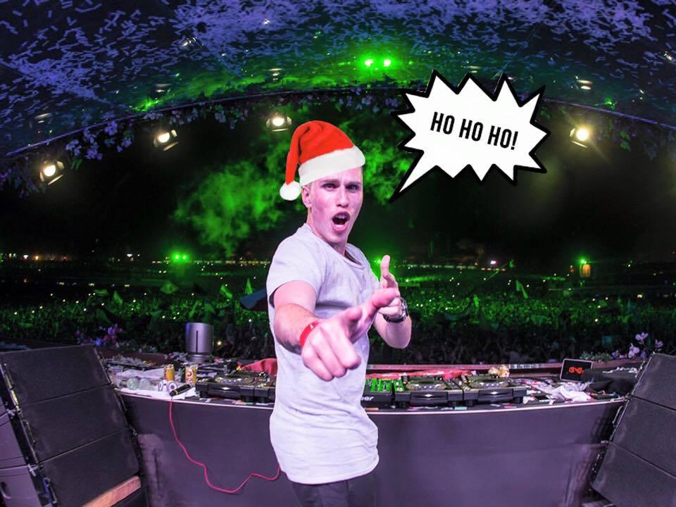 Nicky Romero Merry Christmas