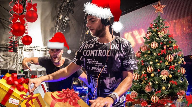 Showtek Merry Christmas