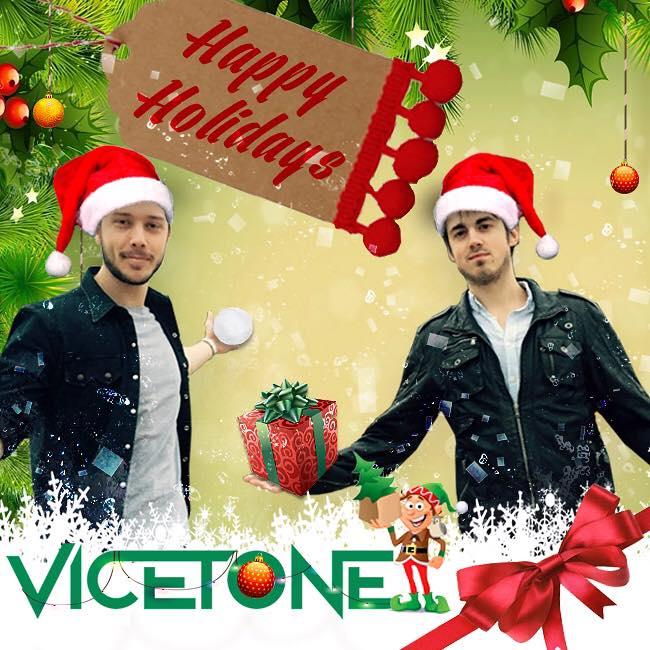 Vicetone Happy Holidays.