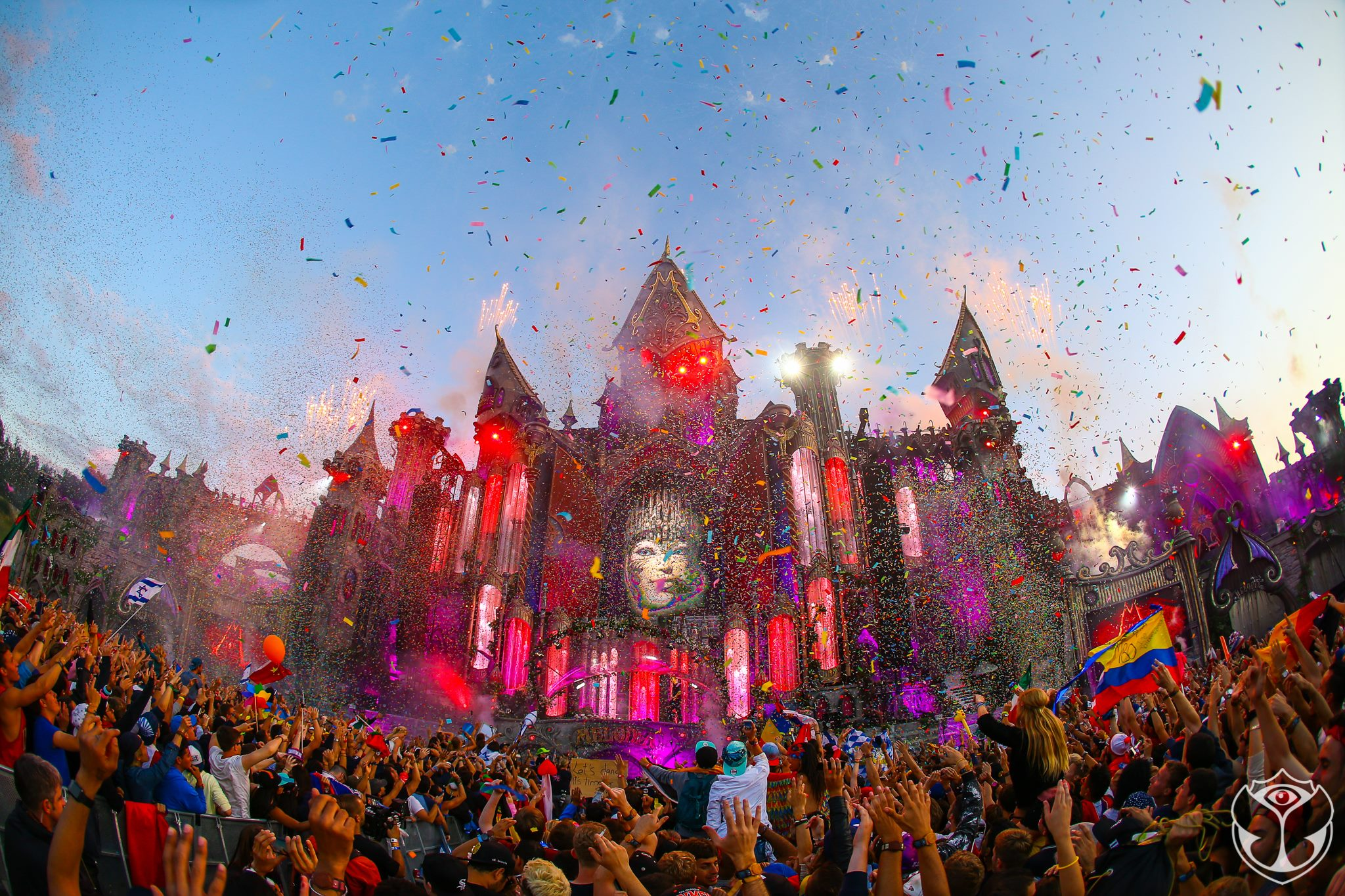 Tomorrowland – Boom, Belgium
