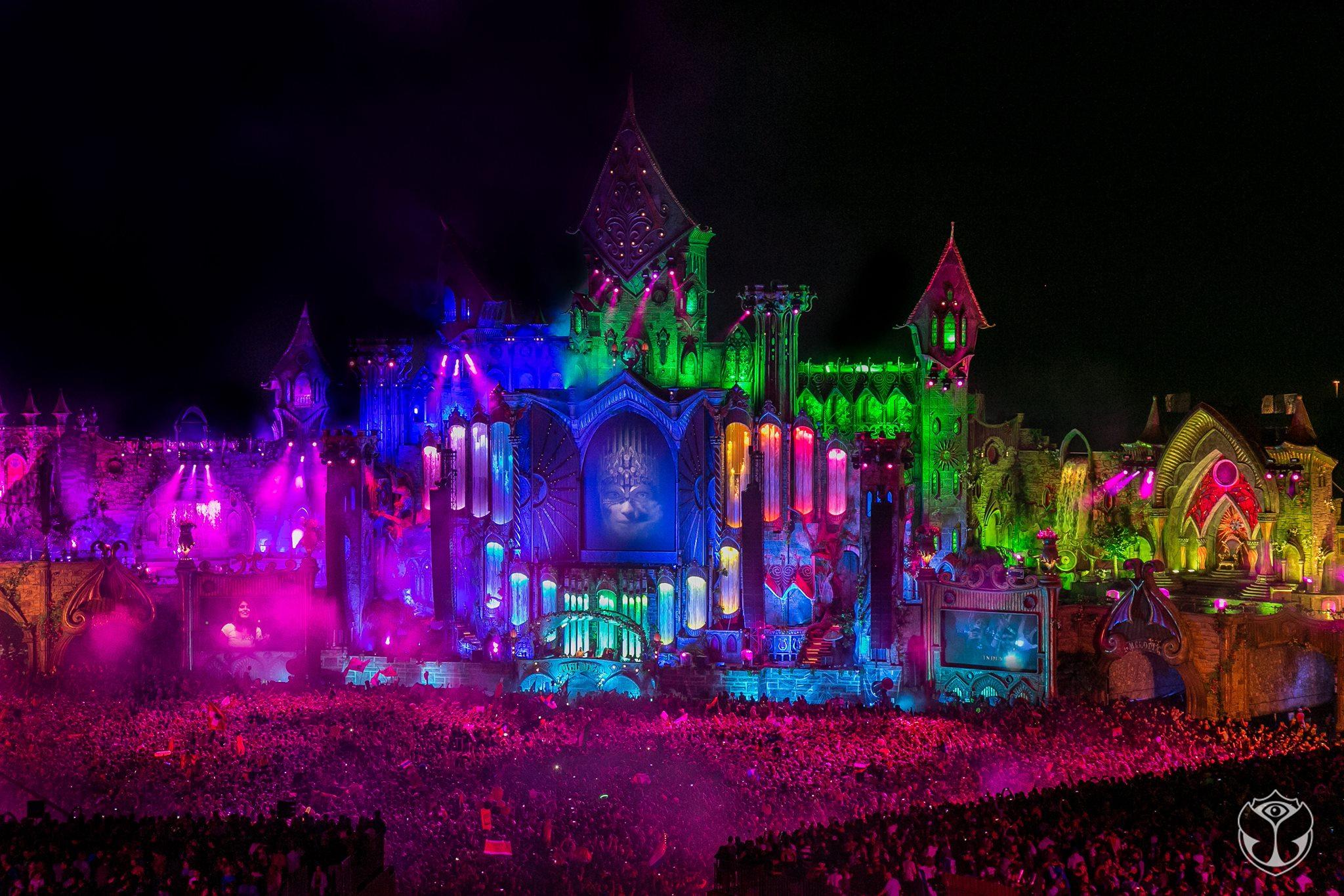 Tomorrowland 2015 picture