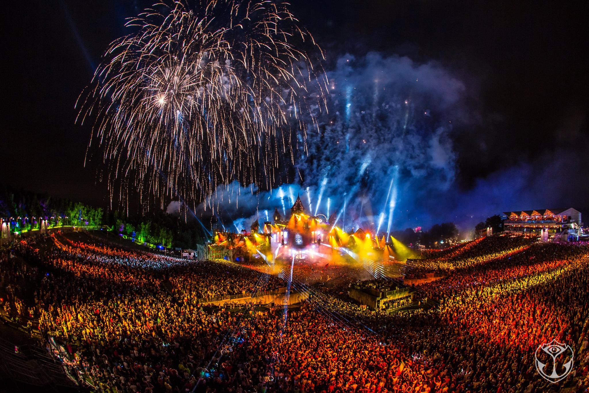 Tomorrowland 2015 picture 2