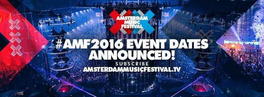 Amsterdam Music Festival 2016