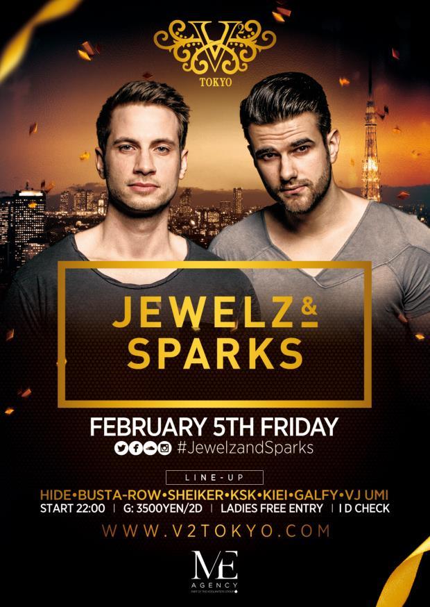 Jewelz & Sparks V² TOKYO 2 5