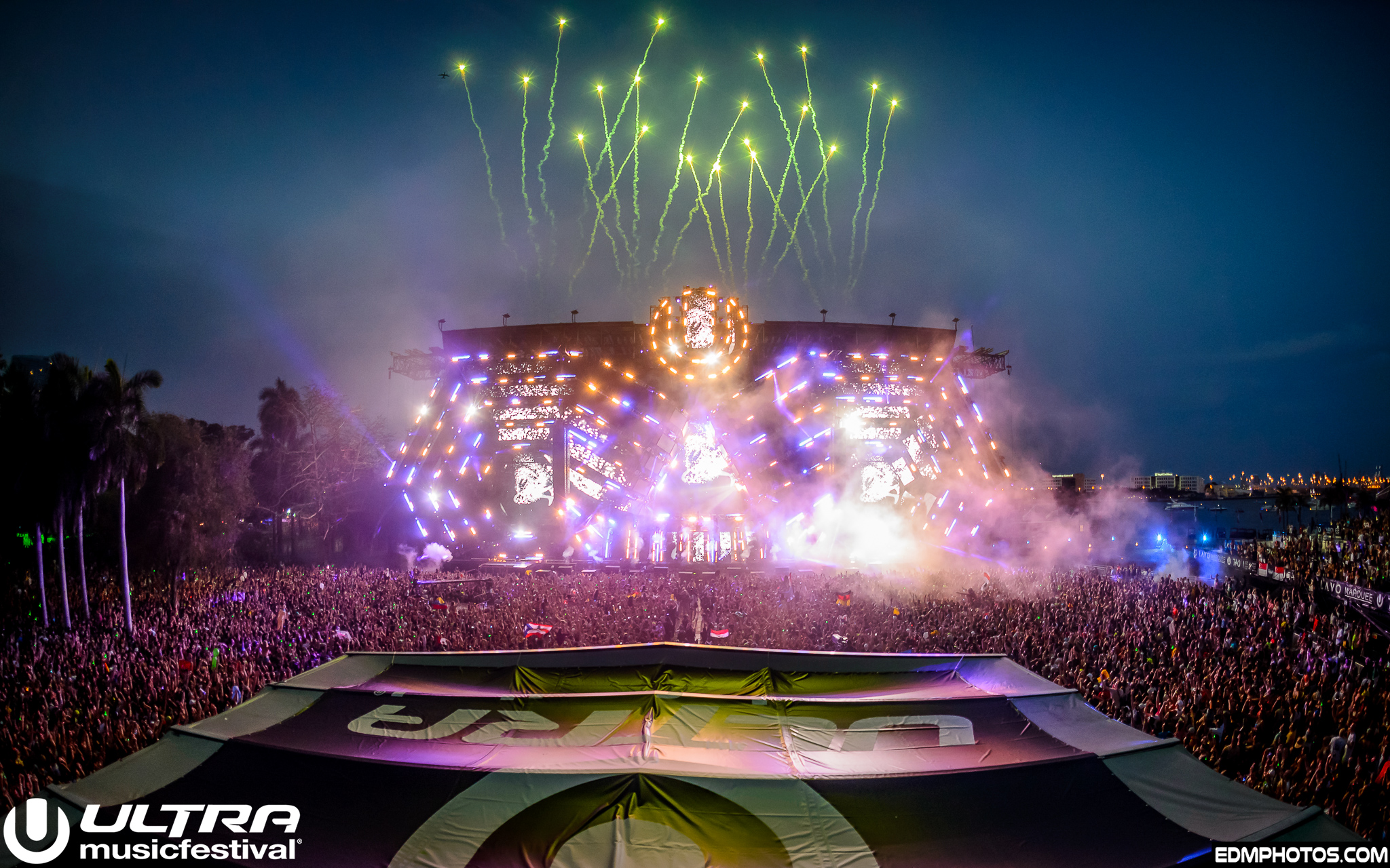 EDM Photos for Ultra Music Festival 1