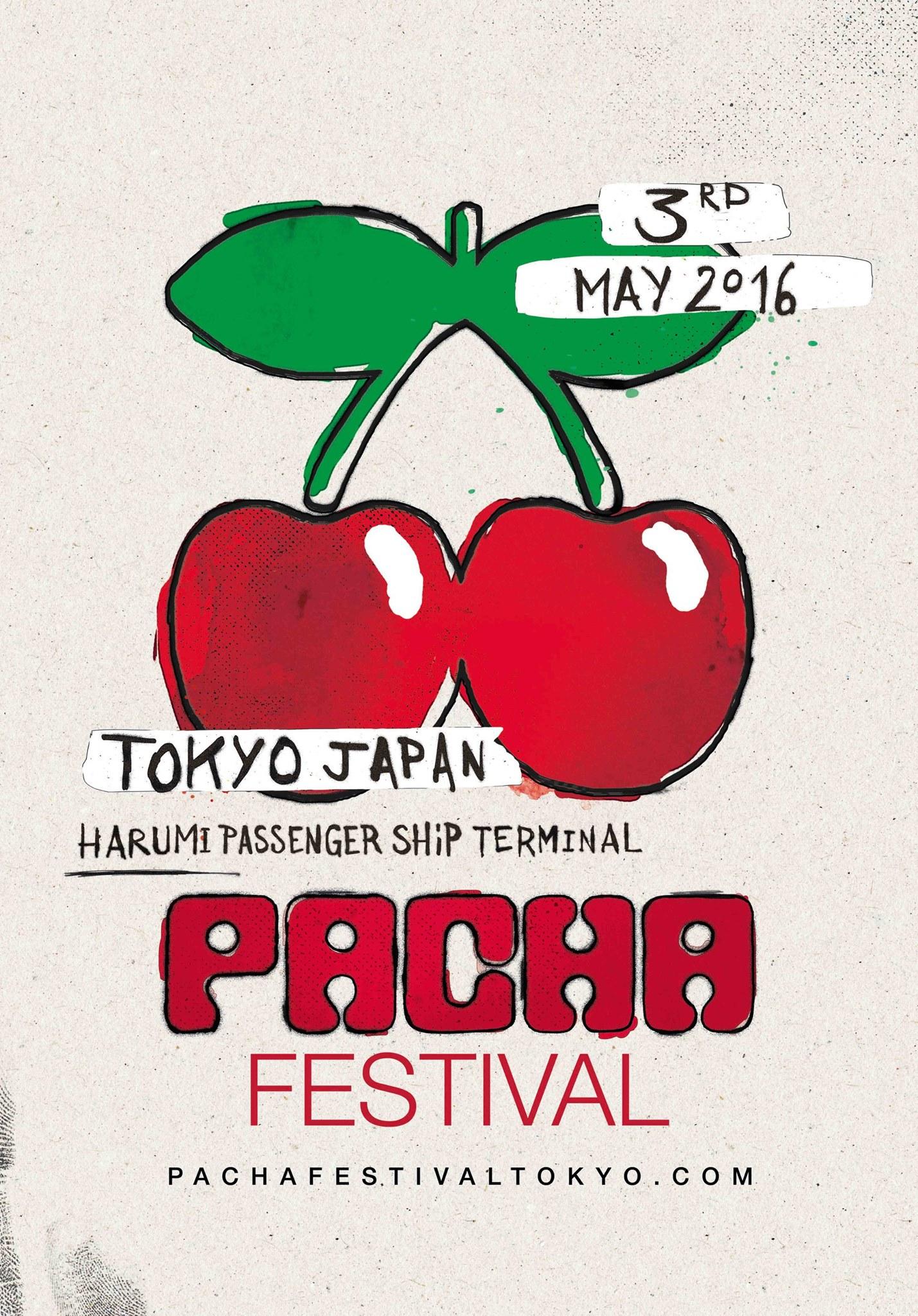 PACHA FESTIVAL TOKYO2