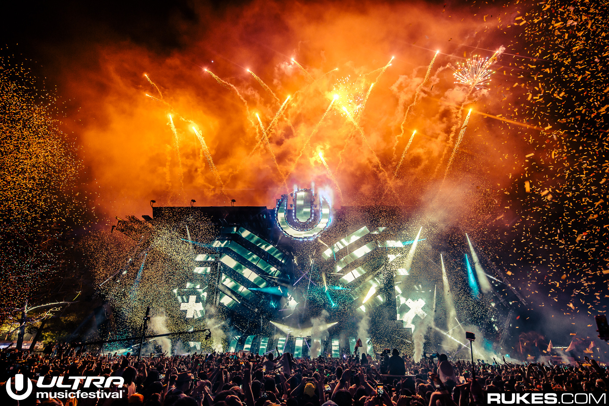 Rukes for Ultra Music Festival 1