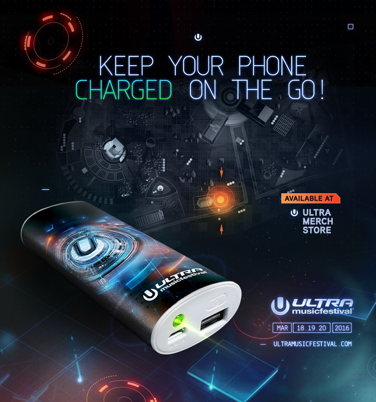 UMF2016 Mobile chargers