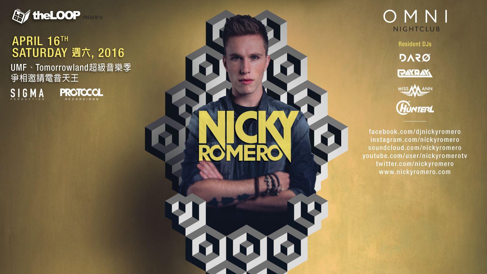 Nicky Romero OMNI