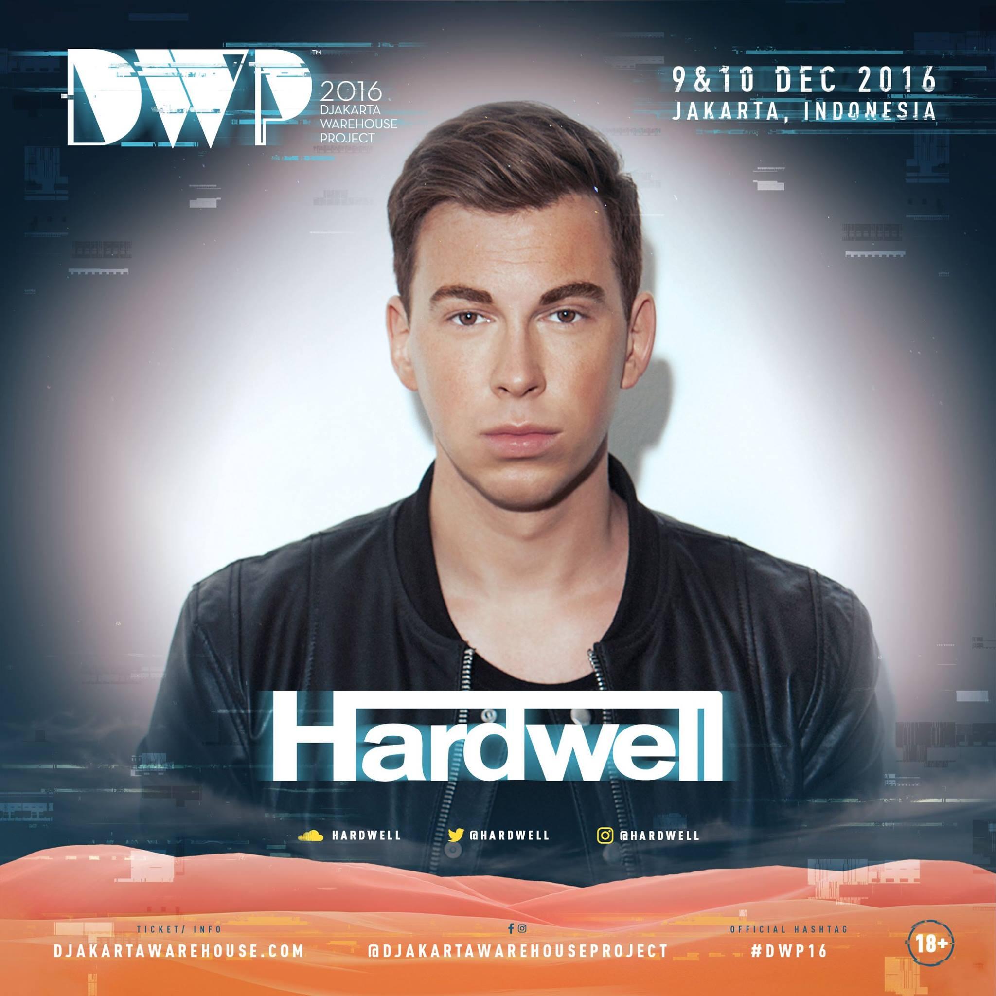 Hardwell DWP 2016