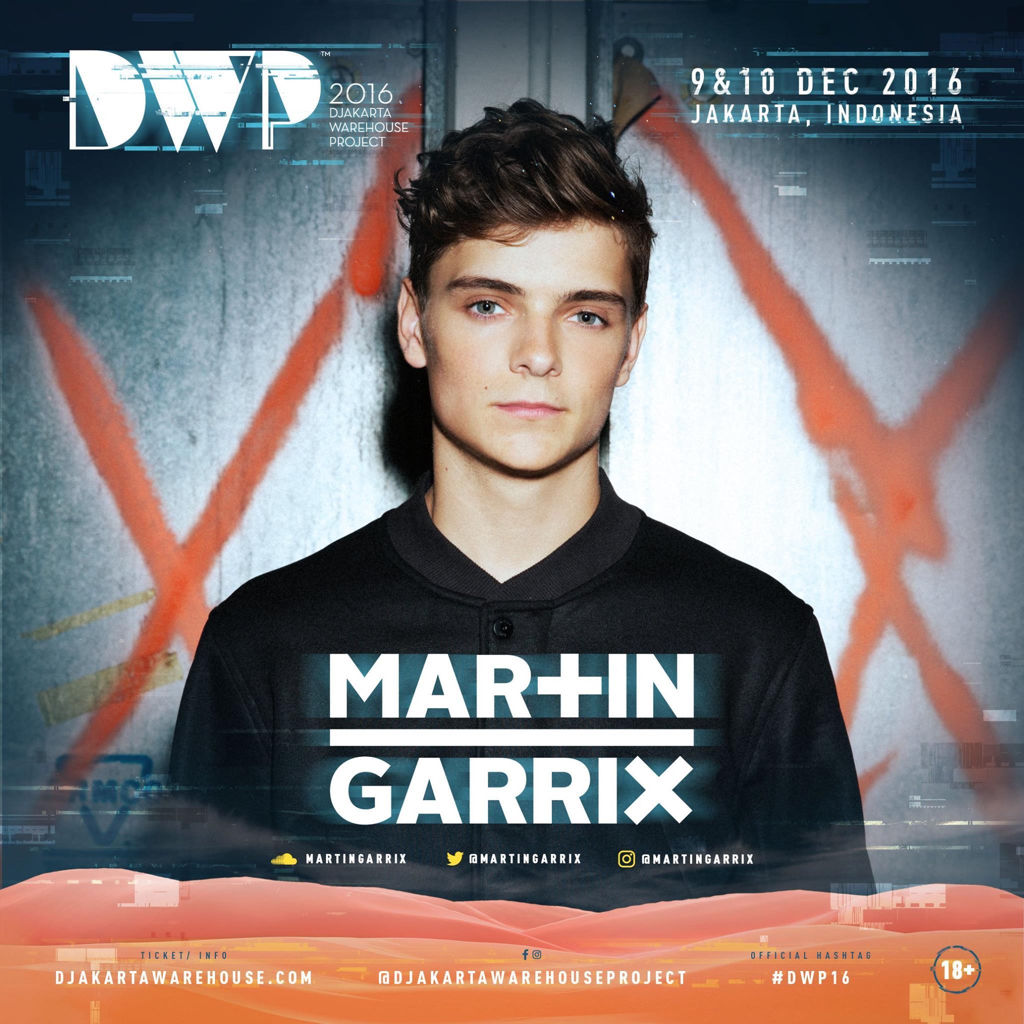 Martin Garrix DWP 2016