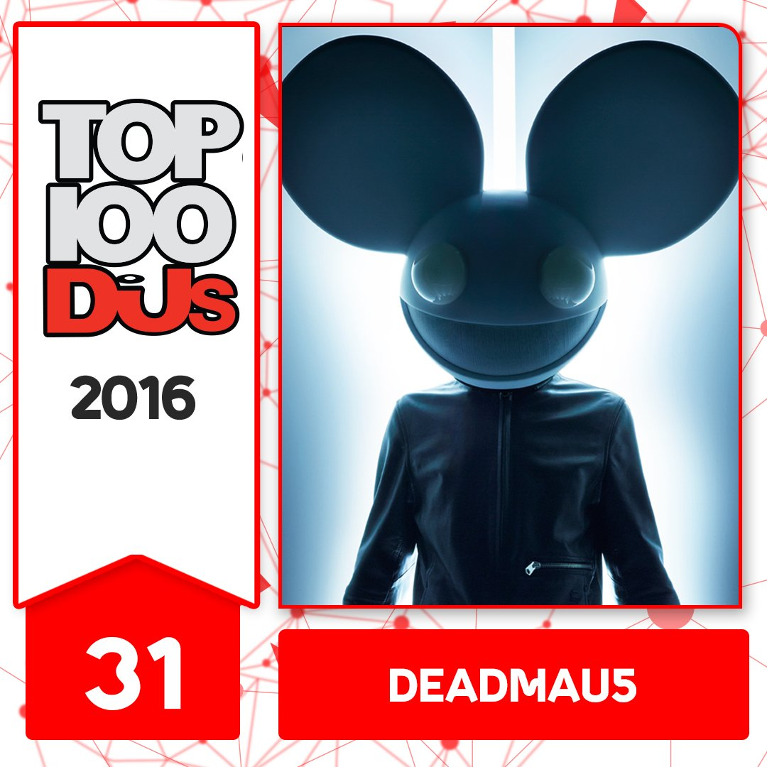 deadmau5-2016s-top-100-djs