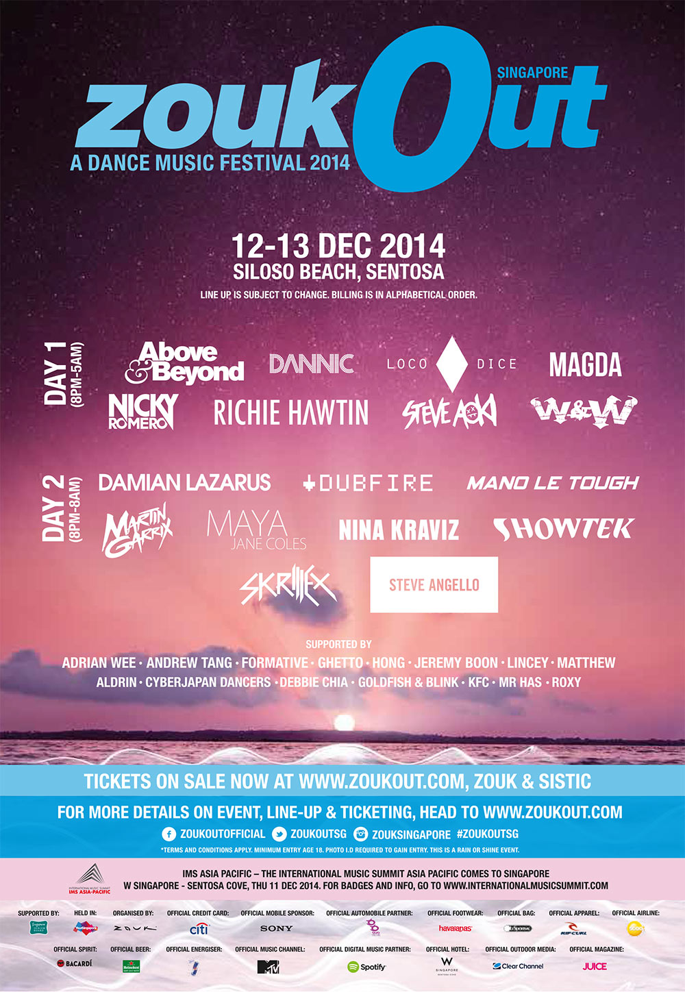 zoukout-2014