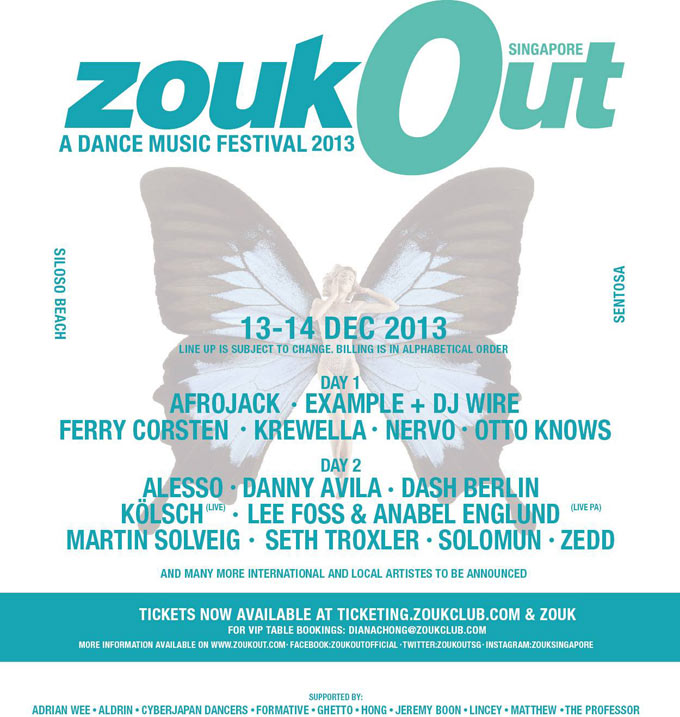 zoukout-2013